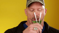 We had Stone Cold Steve Austin try fancy cocktails because we figured he might be sick of beer (spoiler alert: he's definitely not sick of beer): We had Stone Cold Steve Austin try fancy cocktails because we figured he might be sick of beer (spoiler alert: he's definitely not sick of beer)