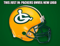 Green Bay Handipackers: THIS JUSTIN: PACKERS UNVEIL NEW LOGO  NFL MEMES Green Bay Handipackers