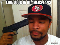 LIVE LOOKIN AT49ERS FANS  ONFL MEMES BREAKING: Chip Kelly hired to destroy the San Francisco 49ers