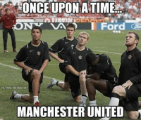 That team though...: ONCE UPON A TIME  DEN  Ford  RBITROLLFOOTBALLUK  MANCHESTER UNITED That team though...