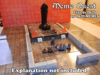 Tonight! 3pm Pacific! Dungeons and Dragons! Exclamation points! Watch Dungeons and Dragons Memes play home brew 5e live. Join us for episode 11 TONIGHT. Things are getting real.  www.twitch.tv/d20collective -Law: e Ouest  Live Se DBD  by D&D MEMES  Explanation not included Tonight! 3pm Pacific! Dungeons and Dragons! Exclamation points! Watch Dungeons and Dragons Memes play home brew 5e live. Join us for episode 11 TONIGHT. Things are getting real.  www.twitch.tv/d20collective -Law
