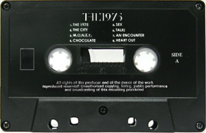 Prohibited: 11:197;  1. THE 197S  & THE CITY  & SEX  TALKI  AN ENCOUNTER  A MEART OUT  4 CHOCOLATE  SIDE  AM eights of the prodhicer and of the Cwncr of the work  toproduced reserved! Unauthorized copying, hring, pubiic performance  end brondcasting of this recording prohibited  Oi