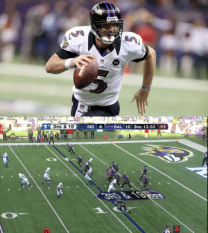 11 touchdowns and no interceptions with a 117.2 passer rating in four games.  @JoeFlacco's run in the 2012 playoffs was incredible. (via @nflthrowback) https://t.co/YzsTje0Gjq: 11 touchdowns and no interceptions with a 117.2 passer rating in four games.  @JoeFlacco's run in the 2012 playoffs was incredible. (via @nflthrowback) https://t.co/YzsTje0Gjq
