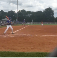 Sports, Twitter, and Old: 11-year-old Keenan Briggs was born with one hand. He's still hitting dingers 🙏. (via Twitter-OwsleyChuck)