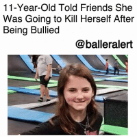 """Beautiful, Children, and Family: 11-Year-Old Told Friends She  Was Going to Kill Herself After  Being Bullied  @balleralert 11-Year-Old Told Friends She Was Going to Kill Herself After Being Bullied-blogged by @thereal__bee ⠀⠀⠀⠀⠀⠀⠀⠀⠀ ⠀⠀ A South Carolina family says their daughter committed suicide because she was bullied. ⠀⠀⠀⠀⠀⠀⠀⠀⠀ ⠀⠀ Toni Rivers, 11, told friends prior to her death that """"she just couldn't do this anymore, and she was going home, and she was killing herself,"""" said the family to local news station WTOC. ⠀⠀⠀⠀⠀⠀⠀⠀⠀ ⠀⠀ On Oct. 25, the young girl returned home and shot herself. She was found by her 14-year-old sister lying on her back with a gunshot wound. ⠀⠀⠀⠀⠀⠀⠀⠀⠀ ⠀⠀ Authorities were called to the scene and airlifted Rivers to Charleston's Medical University of South Carolina Health. She received treatment for 72 hours before dying from injuries. ⠀⠀⠀⠀⠀⠀⠀⠀⠀ ⠀⠀ Toni's mother, Amy Thomas, said she contacted the school about the bullying two months before her daughter's death. Now the family is calling out the school district to confront the bullying. A GoFundMe page was created to raise money for the funeral expenses and to assist other victims of bullying. ⠀⠀⠀⠀⠀⠀⠀⠀⠀ ⠀⠀ """"Toni's family has lost a beautiful soul and the most infuriating part is that this could have been prevented,"""" the GoFundMe page reads. """"We have to ban together to make sure we start protecting our children today."""""""