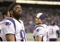 Homie, Break, and Record: 11 years ago, Randy Moss caught his 23rd touchdown of the regular season to break Jerry Rice's record.  Straight cash, homie 🤘