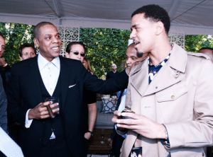 11 years ago today, J. Cole became the first artist to sign with Jay Z's label Roc Nation: 11 years ago today, J. Cole became the first artist to sign with Jay Z's label Roc Nation