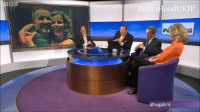 BC  Robin Hood UKIP  Nigel Farage was asked about his views on the September 11th attacks during a recent tv appearance
