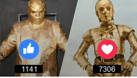 Who wore it better? CeeLo Green or C-3PO?: 1141  7306 Who wore it better? CeeLo Green or C-3PO?