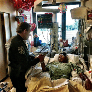 Tumblr, Blog, and Help: 116  116 kurdaa:  alivesoul: Wishing a speedy recovery to Anthony Borges, 15.  Used his body to hold a door closed to protect his classmates.  Shot 5 times  Hero. There's a GoFundMe for him. I donated $5 and the total is about $30k as of now (2/18/2018) but hopefully more can be raised to help bills. https://www.gofundme.com/anthonyborges/donate