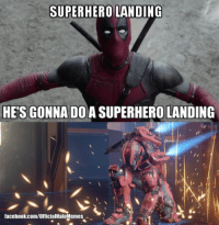 You know, that's really hard on your knees -RUL Tr0llz0r1: SUPERHERO LANDING  HES GONNA DO  ASUPERHERO LANDING  facebook.com/OfficialHaloMemes. You know, that's really hard on your knees -RUL Tr0llz0r1