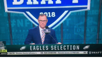 David Akers went HAM.. 💀 https://t.co/JyI3za0RAD: 118  NE  DAL  PHI  EAGLES SELECTION  IS IN  COLTS Braden Smith G/Auburn 38. BUCCANEERS-Ronald Jones II RB/USC 39  DRAFT David Akers went HAM.. 💀 https://t.co/JyI3za0RAD