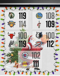 Memes, 🤖, and Delivery: 119  108  109  100  112  102 One last Christmas delivery: scoreboard 🎁