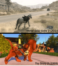 There's a solid snake in my boot https://t.co/LaXWOlJChL: 12:00  38/188  Metal Gear Solid V (2015  Toy Story 2 (1999) There's a solid snake in my boot https://t.co/LaXWOlJChL