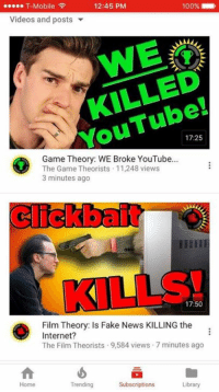 game theorists