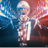 Memes, Nfl, and 🤖: 12  The  NFL  Players of  TOP100  2018  C@  NFL #1 for the second straight season... TB12! 🐐   #NFLTop100 https://t.co/wv16GfNJLK