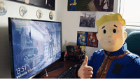 What you look like when you run a Fallout meme page -Mechanist (Yes, this is actually me): 12  Wednesday What you look like when you run a Fallout meme page -Mechanist (Yes, this is actually me)