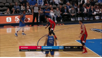 Dunk, Memes, and Wizards: 12  WIZARDS  98 MAVERICKS  117 4th Qtr :48.4 11  Timeouts: 1  BONUS Timeouts: 2  BONUS Dennis Smith Jr with the exclamation point dunk!  https://t.co/efVOdHcyd7