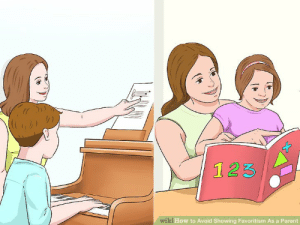 How to develop your clone into being you: 125  wiki  How to Avoid Showing Favoritism As a Parent How to develop your clone into being you