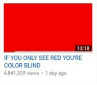 i see communism: 13:18  IF YOU ONLY SEE RED YOURE  COLOR BLIND  4,841,309 views  1 day ago i see communism