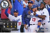Dodgers, Memes, and Game: 13  30  A 5 90  W: KERSHAW L:WOODRUFF  SV: JANSEN Dodgers take game 5. This series is not over the Brewers are a very good team. This series has been a nail biting series! At the end Dodgers will prevails! Let's Go Dodgers!! #Dblue66