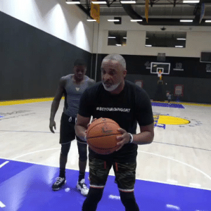 Lakers assistant coach Phil Handy working with @filayyyy on his eurostep.   ? @swishcultures_    https://t.co/9CSK8nA6na: 13  Lakers assistant coach Phil Handy working with @filayyyy on his eurostep.   ? @swishcultures_    https://t.co/9CSK8nA6na