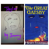 """Definitely, Jimmy Fallon, and Target: 13  eGREAT  GATSBY  aylo  by Timm  SCOTT FITZGERAL <p><a href=""""http://abbythenormalone.tumblr.com/post/111433216079/this-is-what-jimmy-fallons-drawing-of-taylorswift"""" class=""""tumblr_blog"""" target=""""_blank"""">abbythenormalone</a>:</p><blockquote><p>this is what jimmy fallon's drawing of <a href=""""http://tmblr.co/mV4Fl3h9EtbA_AoZ0ZPG8QQ"""" target=""""_blank"""">taylorswift</a> reminded me of!</p></blockquote><figure class=""""tmblr-embed"""" data-provider=""""youtube"""" data-orig-width=""""540"""" data-orig-height=""""304"""" data-url=""""https%3A%2F%2Fwww.youtube.com%2Fwatch%3Fv%3DljybsB1LwVY%26list%3DUU8-Th83bH_thdKZDJCrn88g""""><iframe width=""""500"""" height=""""281"""" id=""""youtube_iframe"""" src=""""https://www.youtube.com/embed/ljybsB1LwVY?feature=oembed&amp;enablejsapi=1&amp;origin=https://safe.txmblr.com&amp;wmode=opaque"""" frameborder=""""0"""" allowfullscreen=""""""""></iframe></figure><p>Jimmy&rsquo;s drawing of <a class=""""tumblelog"""" href=""""http://tmblr.co/mV4Fl3h9EtbA_AoZ0ZPG8QQ"""" target=""""_blank"""">taylorswift</a> is definitely on the literary side!</p>"""