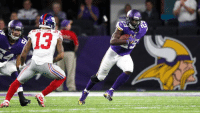 Xavier Rhodes stats in coverage. Allowed 33 catches on 79 targets for 384 yards, two TDs, five INTs, 39.2 passer rating against. 🚧🚧🚧🚧🚧: 13  JR  13 Xavier Rhodes stats in coverage. Allowed 33 catches on 79 targets for 384 yards, two TDs, five INTs, 39.2 passer rating against. 🚧🚧🚧🚧🚧