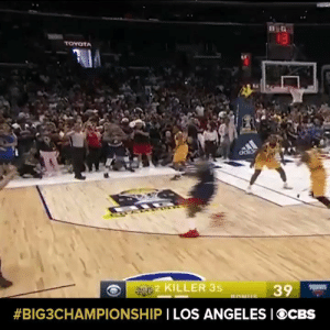 MVP Joe Johnson knocks down a game winner in @theBIG3 championship!!!   His 6th game winner this season.    https://t.co/4O6c5KjlLw: 13  TOYOTA  2 KILLER 3s  39  BONUS  #BIG3CHAMPIONSHIP I LOS ANGELES IOCBS MVP Joe Johnson knocks down a game winner in @theBIG3 championship!!!   His 6th game winner this season.    https://t.co/4O6c5KjlLw