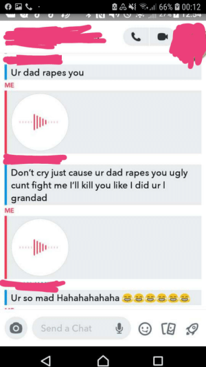 13 year old girl saying this stuff... (not my conversation): 13 year old girl saying this stuff... (not my conversation)