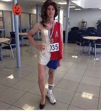Bruce Jenner, Caitlyn, and Costume: 135 The Caitlyn/Bruce Jenner costume! #NailedIt