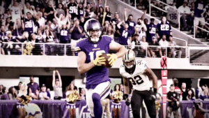 """""""@AThielen19 is legit man!""""  Breaking @RandyMoss' record with nine 100-yard games in 2018, the @Vikings WR lands at No. 33 on this year's #NFLTop100.  (via @NFLNetwork) https://t.co/RIPNGvxhZw: 136  22 """"@AThielen19 is legit man!""""  Breaking @RandyMoss' record with nine 100-yard games in 2018, the @Vikings WR lands at No. 33 on this year's #NFLTop100.  (via @NFLNetwork) https://t.co/RIPNGvxhZw"""