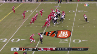 Andy Dalton does what he does best in primetime: finding the open DB over the middle for the touchdown #CINvsKC https://t.co/3WcBrBVp6m: 14  2  1st  42 CIN 7  51 KC 31 3rd 11:19 11  1st & 10 Andy Dalton does what he does best in primetime: finding the open DB over the middle for the touchdown #CINvsKC https://t.co/3WcBrBVp6m