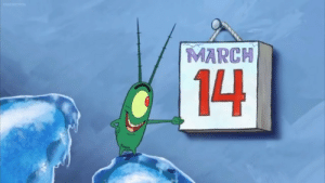 Today, Day, and  Krabs: 14 TODAYS THE DAY THAT KRABS FRIES