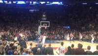 The Game, New York Knicks, and Big: 14 VIDEO: CARMELO ANTHONY HITS THE GAME-WINNER!!!! 37 points and the big shot, KNICKS WIN!