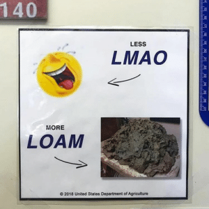 agriculture: 140  LESS  LMAO  MORE  LOAM  O 2018 United States Department of Agriculture