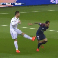 Memes, 🤖, and Friend: 15:35  PSG  0-0  RMA  (1-3)  32 Tag a friend...