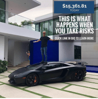 - 🔥Want to live the lifestyle of your dreams? Click the link in bio 👉@millionaire_mentor and learn how to start making real passive income online! 👉Visit MadeitDigital.com and Start Your Digital lifestyle business today! 🔹Travel the world and live the laptop lifestyle! 🔹Learn how to get paid brand endorsements 🔹Become a social media influencer! 🔹Create your first online business. 🔹Create passive and residual income streams. 🔹Learn influencer marketing. 🔹Access to private Facebook group! 🔥Click link bio 👉@millionaire_mentor for more info! -: $15,361.81  TODAY  THIS IS WHAT  HAPPENS WHEN  YOU TAKE RISKS  CLICK LINK IN BIO TO LEARN MORE - 🔥Want to live the lifestyle of your dreams? Click the link in bio 👉@millionaire_mentor and learn how to start making real passive income online! 👉Visit MadeitDigital.com and Start Your Digital lifestyle business today! 🔹Travel the world and live the laptop lifestyle! 🔹Learn how to get paid brand endorsements 🔹Become a social media influencer! 🔹Create your first online business. 🔹Create passive and residual income streams. 🔹Learn influencer marketing. 🔹Access to private Facebook group! 🔥Click link bio 👉@millionaire_mentor for more info! -
