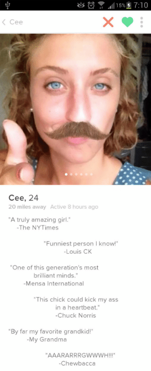 funny tinder pictures