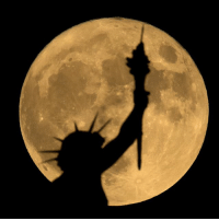 "15 NOV: The moon has come closer to Earth than at any other time since 1948. Sky gazers around the world congregated near landmarks, on beaches and atop tall buildings to take a look. The ""supermoon"" reached its brightest in Asia on Monday evening. The Moon was closest - only 221,524 miles (356,509km) away - at 11:21 GMT. The moon is seen here above a statue at the top of the Museum of Natural History on 14 November 2016 in Vienna, Austria. PHOTO: JOE KLAMARJOE KLAMAR-AFP BBCSnapshot photography moon supermoon nightsky: 15 NOV: The moon has come closer to Earth than at any other time since 1948. Sky gazers around the world congregated near landmarks, on beaches and atop tall buildings to take a look. The ""supermoon"" reached its brightest in Asia on Monday evening. The Moon was closest - only 221,524 miles (356,509km) away - at 11:21 GMT. The moon is seen here above a statue at the top of the Museum of Natural History on 14 November 2016 in Vienna, Austria. PHOTO: JOE KLAMARJOE KLAMAR-AFP BBCSnapshot photography moon supermoon nightsky"