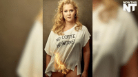 Vagine and also boobe and titts  *crowd starts laughing*Amy Schumer lit her crotch on fire for Vanity Fair: NO COFFEE  NOW THIS Vagine and also boobe and titts  *crowd starts laughing*Amy Schumer lit her crotch on fire for Vanity Fair