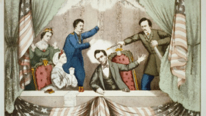 155 Years Ago, Abraham Lincoln was shot at Ford's Theater by John Wilkes Booth: 155 Years Ago, Abraham Lincoln was shot at Ford's Theater by John Wilkes Booth