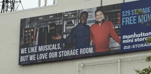 godlessondheimite:  stricken-ghoul:  godlessondheimite: this interracial gay couple who love musicals and storage space is my favorite thing about new york  What part of the sign says they are a gay couple?  sorry honey you're right, they're just very close roommates. just 2 bros sharing storage space. : 16  ALL  DIU  FREE MO!  WE LIKE MUSICALS,  BUT WE LOVE OUR STORAGE ROOM  manhattan  mini storc  212-STORAG godlessondheimite:  stricken-ghoul:  godlessondheimite: this interracial gay couple who love musicals and storage space is my favorite thing about new york  What part of the sign says they are a gay couple?  sorry honey you're right, they're just very close roommates. just 2 bros sharing storage space.