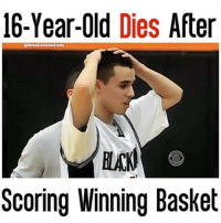 "Try to comment ""🙏🏼"" 3 separate times without being interrupted🙏🏼 • • No balls says you follow me ( @stiffarmz )😈💦 • @breakanklesdaily: 16-Year-Old  Dies  After  @Break AnklesDally  Scoring Winning Basket Try to comment ""🙏🏼"" 3 separate times without being interrupted🙏🏼 • • No balls says you follow me ( @stiffarmz )😈💦 • @breakanklesdaily"