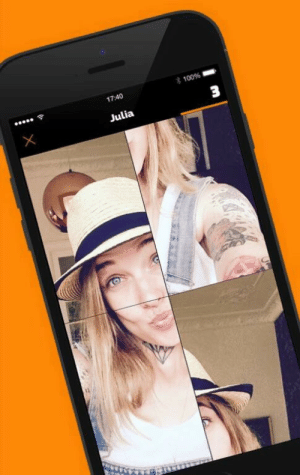 puzzibleapp:  Tease and Challenge your friends with the new PUZZIBLE App 😉   Available for free at ->  AppStore : https://appsto.re/dk/Vut2-.i  GooglePlay : https://play.google.com/store/apps/details?id=com.puzzible.puzzible  Everything Is Puzzible ❤️💋💪🏻 : 17:40  10096 ■.  Julia puzzibleapp:  Tease and Challenge your friends with the new PUZZIBLE App 😉   Available for free at ->  AppStore : https://appsto.re/dk/Vut2-.i  GooglePlay : https://play.google.com/store/apps/details?id=com.puzzible.puzzible  Everything Is Puzzible ❤️💋💪🏻
