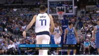 Memes, Nba, and Ducks: 17  42  El  DUCKS  56 MAVERICKS  78 3rd Qtr 1:38 24  Timeouts: 3  BONUS Timeouts: 4  BONUS  TH 👀 Handles, Threes, Blocks, Dimes!  @Luka7Doncic showed off his complete game in his NBA preseason debut: 16 PTS (5-7 FG, 3-4 3PT, 3-6 FT), 6 REB, 3 BLK, 2 AST in 30 MINS https://t.co/LSYAh560jW