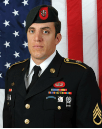 Memes, Today, and 🤖: 17  ilA Today we remember Staff Sgt. Alex A. Viola on the fourth anniversary of his passing. SSG Viola was assigned to the 3rd Battalion, 7th Special Forces Group (Airborne). De Oppresso Liber! https://t.co/Z5W1MtTvHr