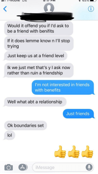 how to stop friends with benefits