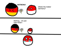 Y u do dis? -Your Royal Weedness: HATSCHU!  Nothing  ich just  hate Pollen!  Whats the matter  Germany? Y u do dis? -Your Royal Weedness