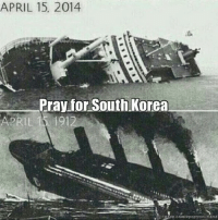 Am i the only one who cant find a difference of these two images? ~Piscesall: APRIL 15, 2014  Pray for South Korea  APRIL 1 191  Made on allkpop com/meme Am i the only one who cant find a difference of these two images? ~Piscesall